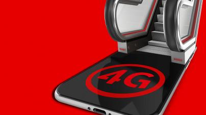 Абоненти Vodafone отримають у метро Києва по 20 ГБ мобільного інтернету