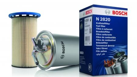 Паливні фільтри Bosch: 90 років на варті двигуна