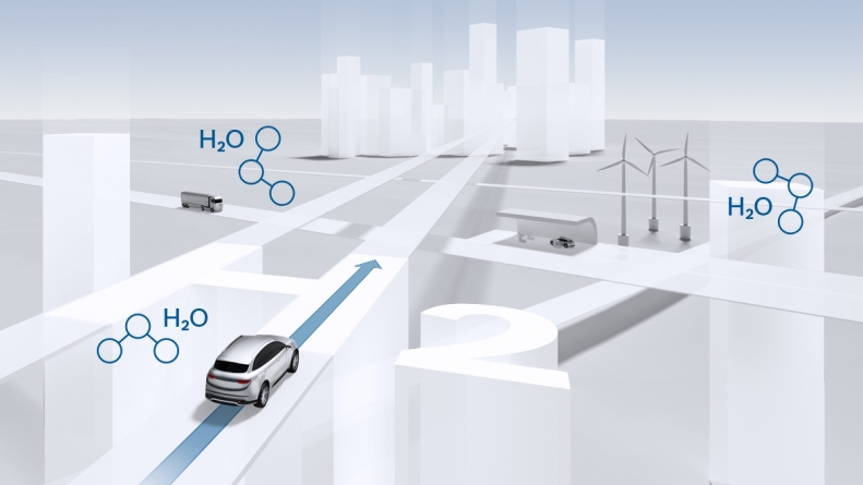 Bosch: паливні комірки – запорука мобільності майбутнього