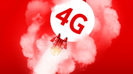 Vodafone запустив мережу LTE 900 МГц у Херсонській області