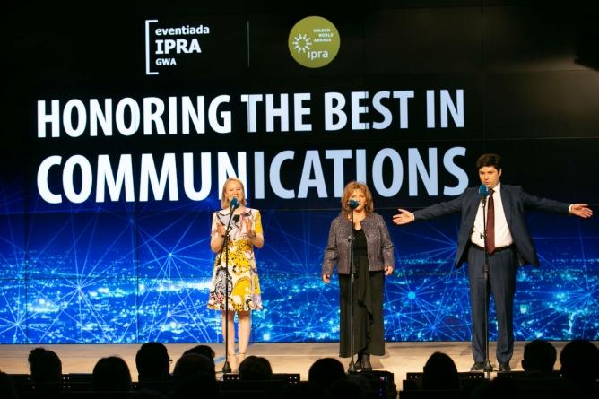 Прием заявок на Eventiada IPRA GWA 2020 завершится 16 ноября