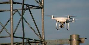 Vodafone будує мережу LTE-900 за допомогою дронів